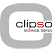 Логотип натяжных потолков Clipso
