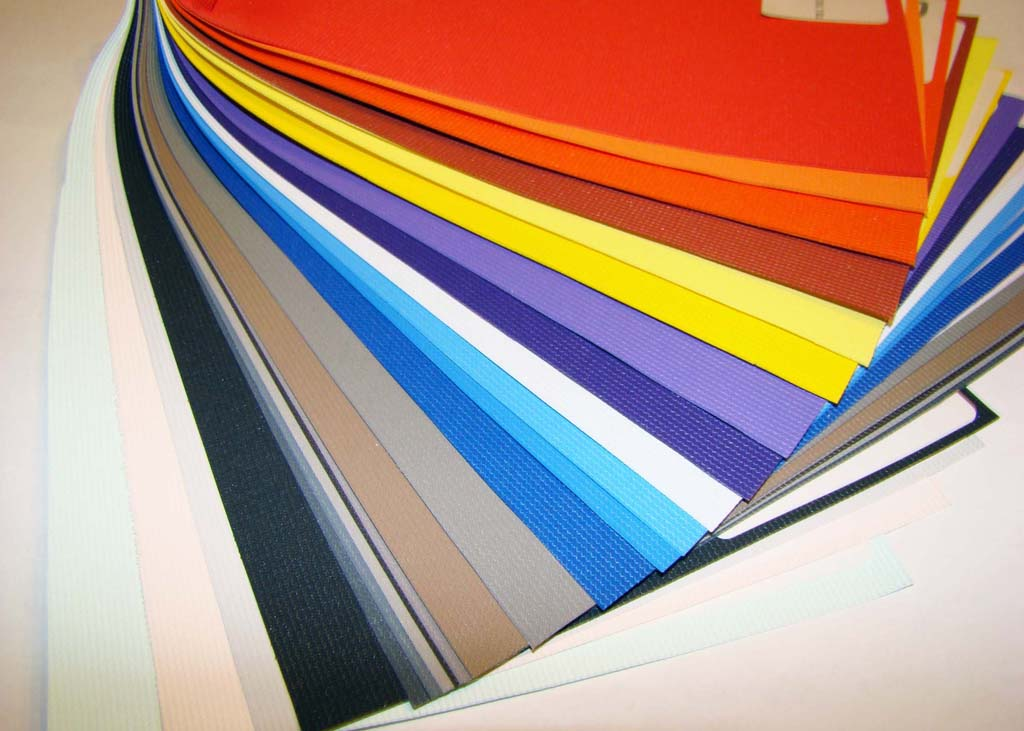 Цветовая гамма натяжных потолков Clipso